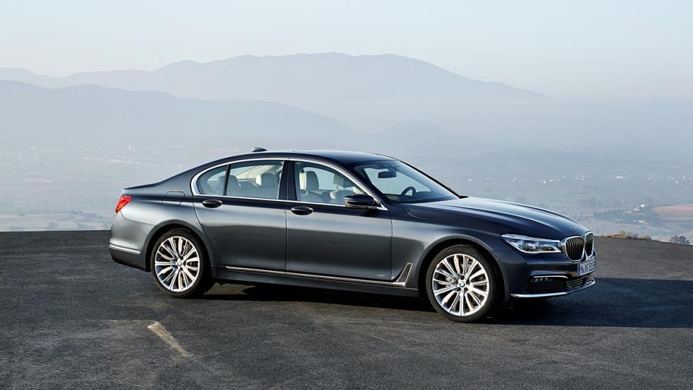 Nuevo BMW Serie 7 2015 estática