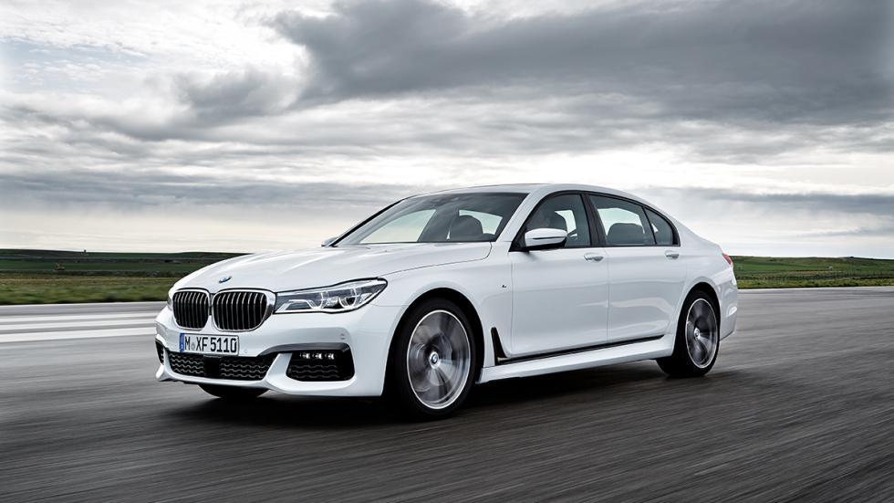 Nuevo BMW Serie 7 2015 movimiento