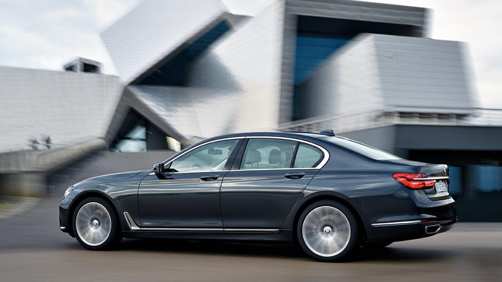 Nuevo BMW Serie 7 2015 bajo consumo