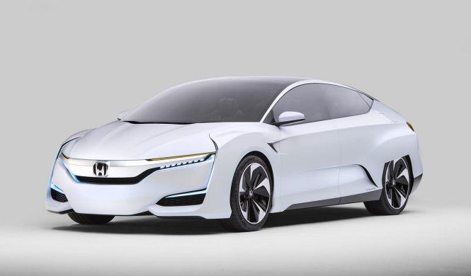 Honda FCV Concept frontal