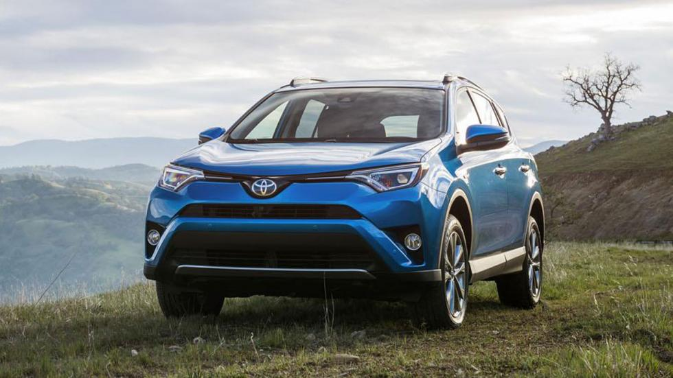 Toyota RAV4 Hybrid frontal