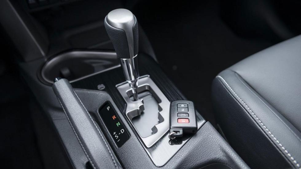 Toyota RAV4 Hybrid cambio