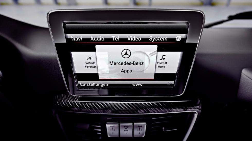 Mercedes Clase G 2016 pantalla