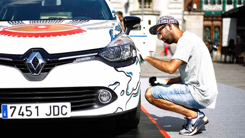 Detalle de Renault Clio Technofeel Limited Edition por Boa Mistura