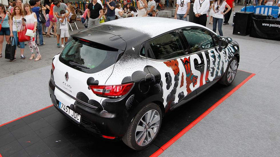 Detalle del Renault Clio Technofeel Limited Edition.