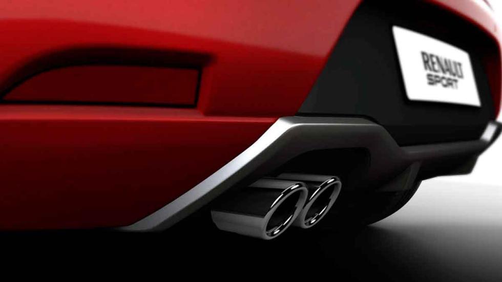 Renault Sandero R.S 2.0 detalle