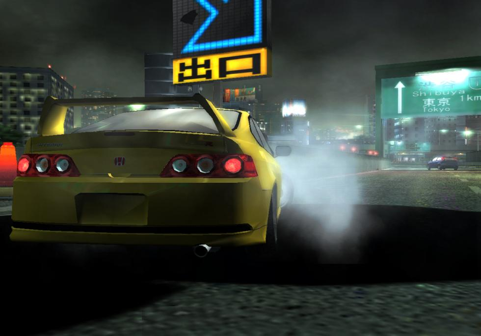 The Fast & the Furious: Tokyo Drift (2006, PS2)