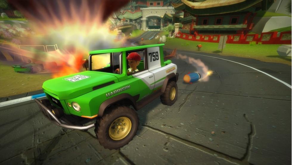 Kinect Joy Ride (2010, Xbox 360)