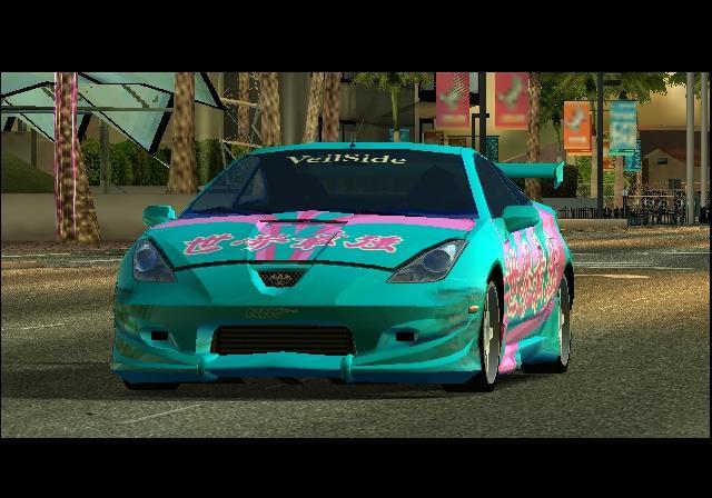 Street Racing Syndicate (2005, Gamecube)