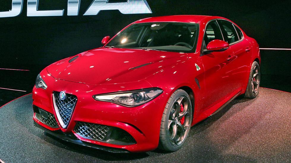 Alfa Giulia morro