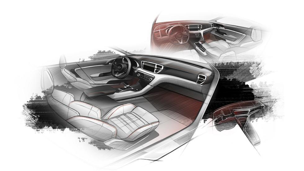 Kia Sportage concept 2016