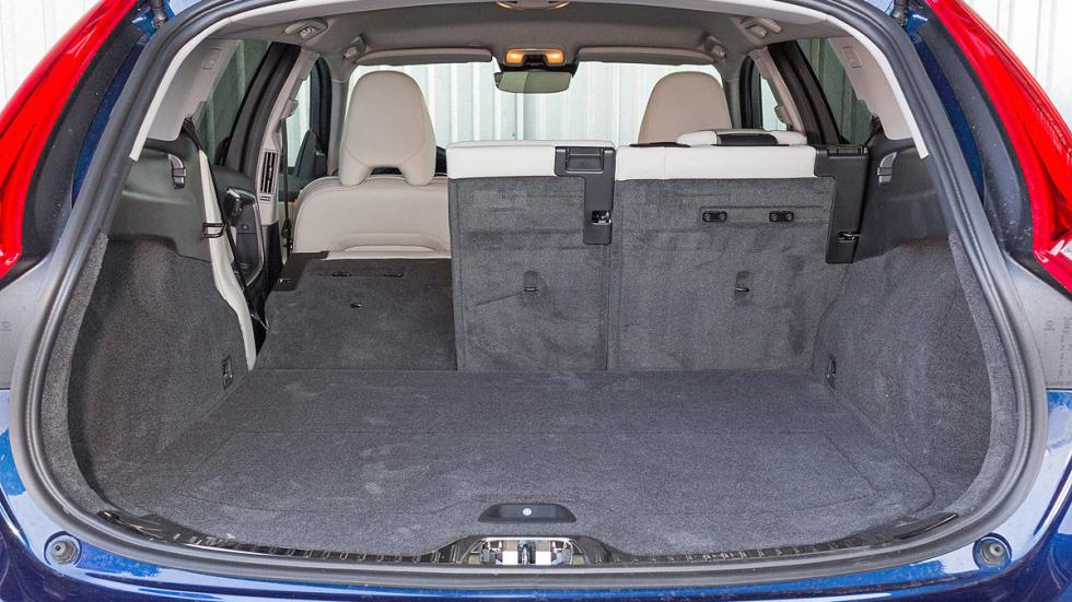 Test: Volvo V60 Cross Country maletero