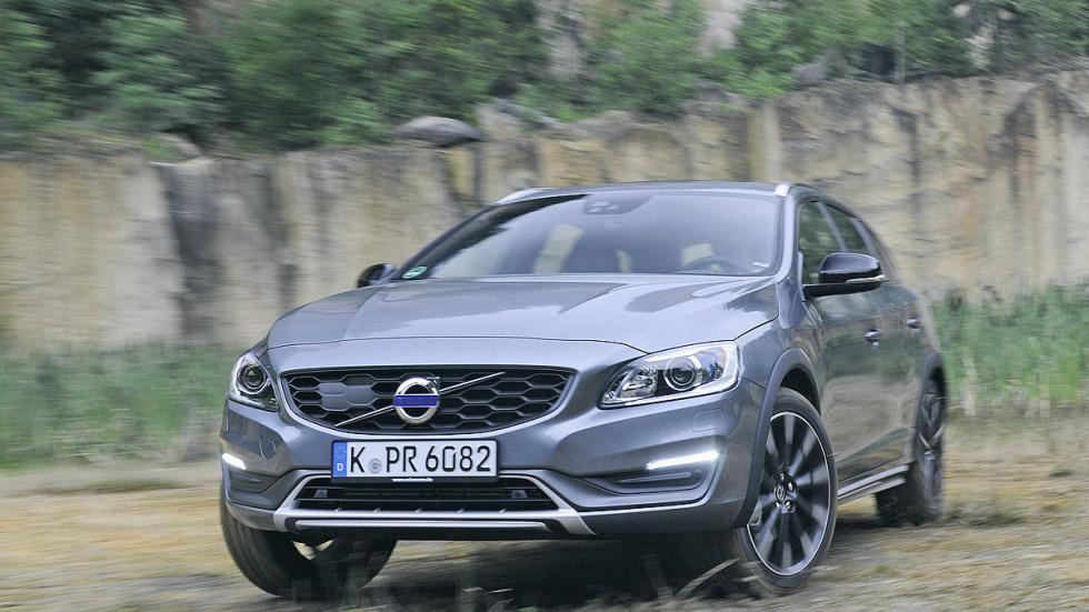 Test: Volvo V60 Cross Country morro