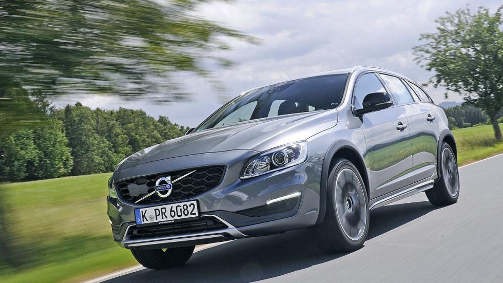 Test: Volvo V60 Cross Country faros