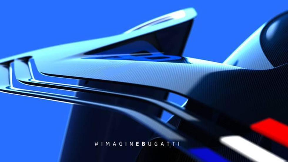 Bugatti Vision Gran Turismo detalle