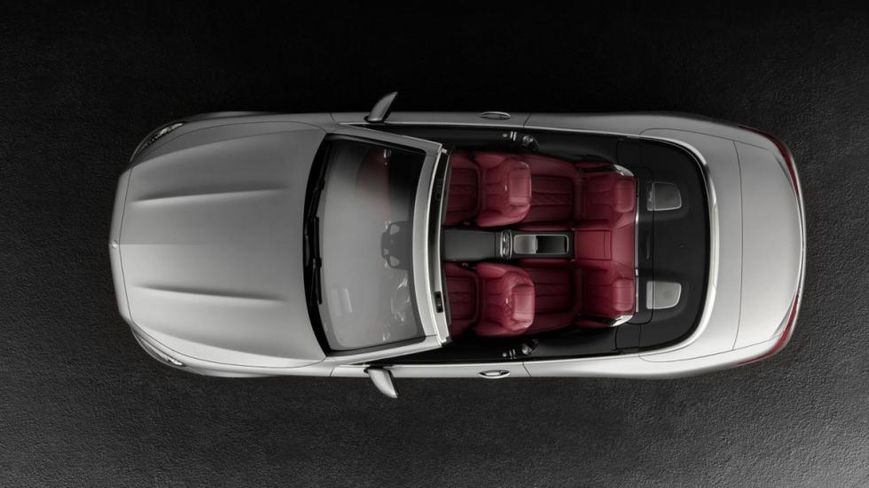 Mercedes Clase S Cabrio 2016 panoramica