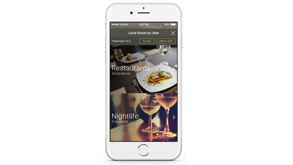 app HHonors alianza Uber Hilton 2