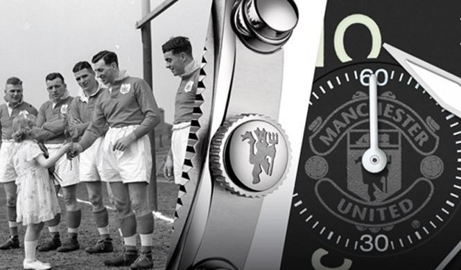 Reloj Bulova Manchester United  1