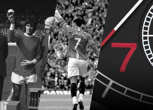 Reloj Bulova Manchester United 5