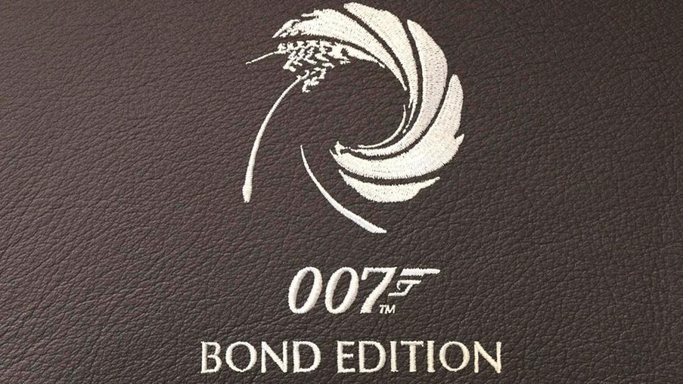 Aston Martin DB9 GT Bond Edition detalle