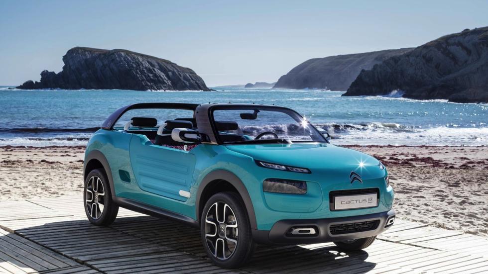 Citroën cactus M delantera