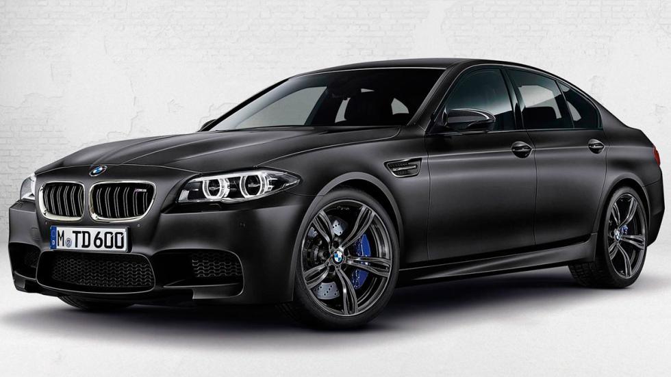BMW M5 Nighthawk delantera