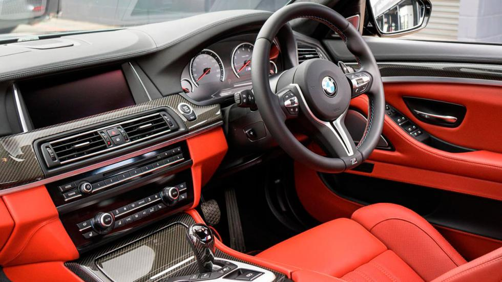 BMW M5 Nighthawk interior