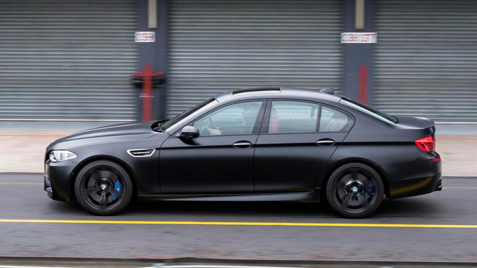 BMW M5 Nighthawk lateral