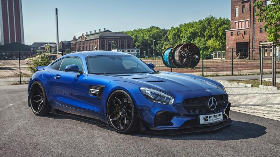 Mercedes-AMG GT Prior Design