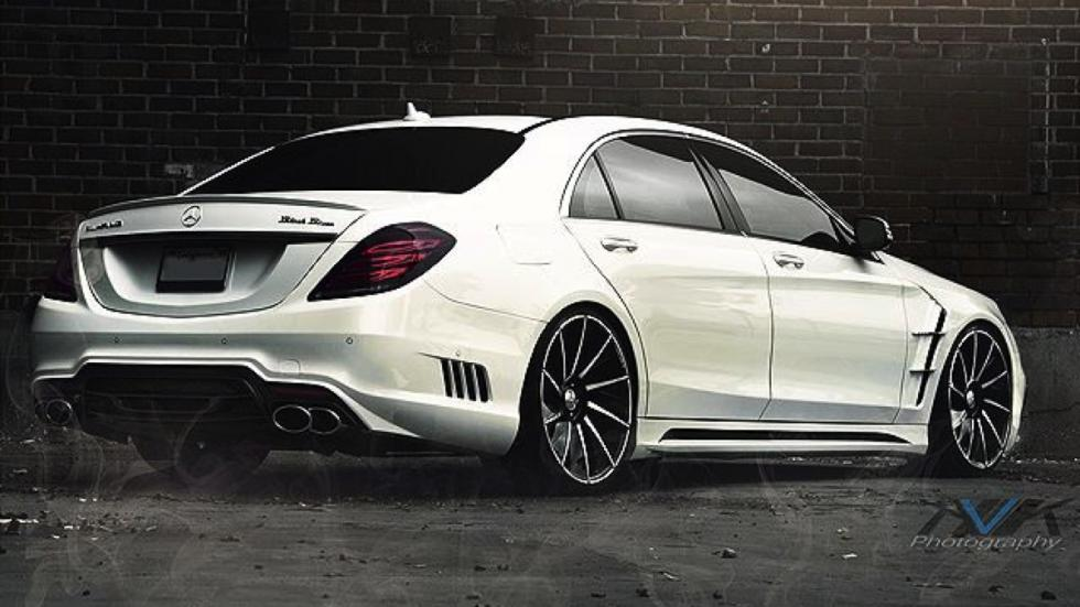 Mercedes Clase S by Wald