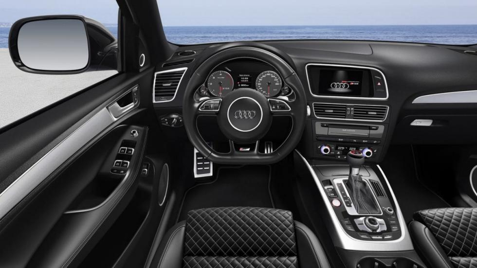 Audi SQ5 TDI Plus interior