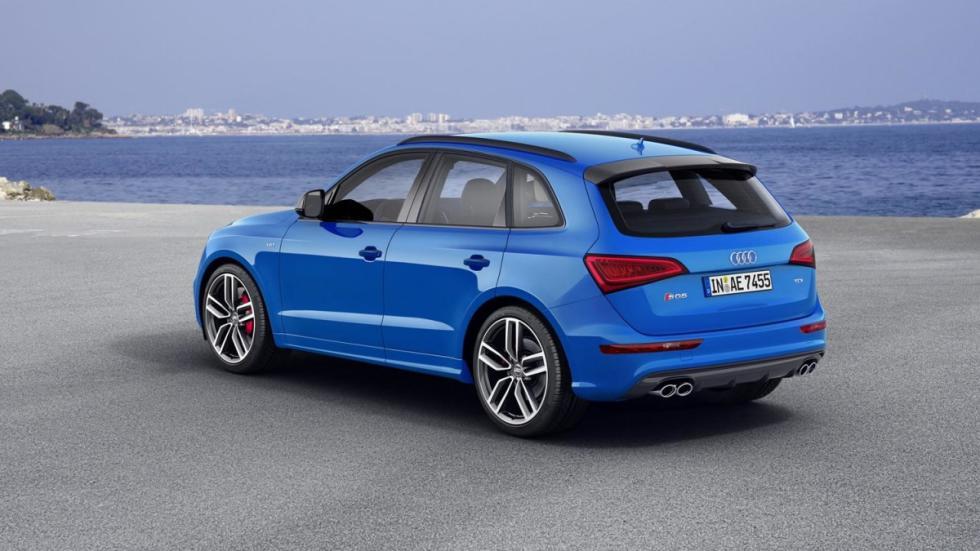 Audi SQ5 TDI Plus trasera