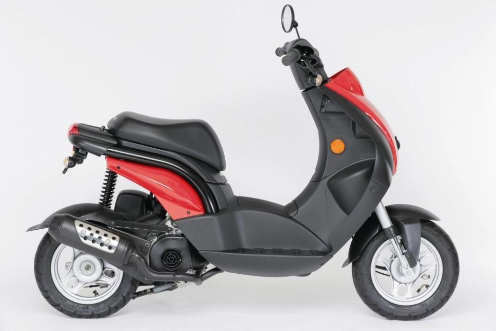 ventas 2015-ciclomotores- Peugeot-Ludix