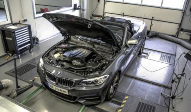 BMW M235i DTE-Systems