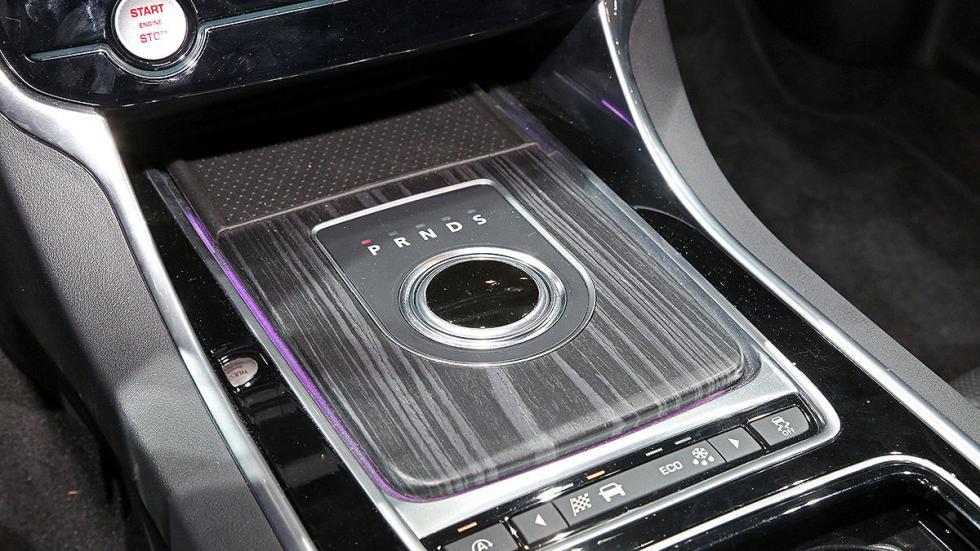 Jaguar XF detalle