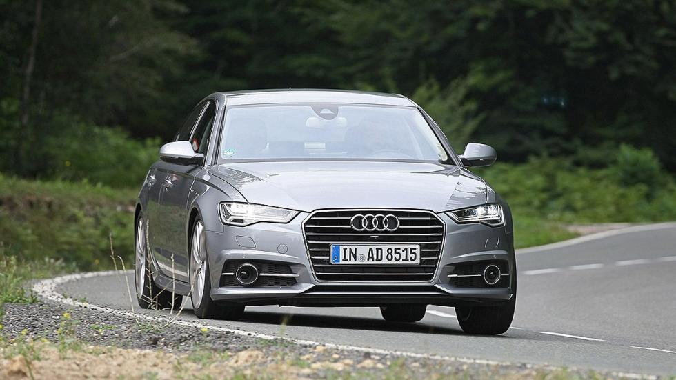 Audi A6 morro