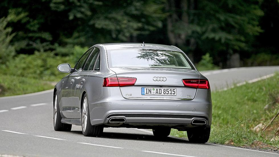 Audi A6 zaga