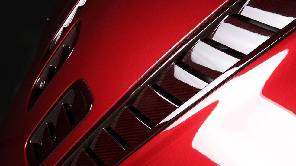 Prueba: Aston Martin V12 Vantage S Roadster detalle