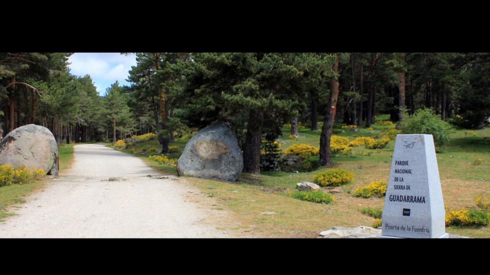 Parque Nacional de la Sierra de Guadarrama, en Madrid.