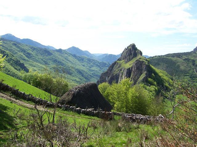 Parque Natural de Somiedo, en Asturias