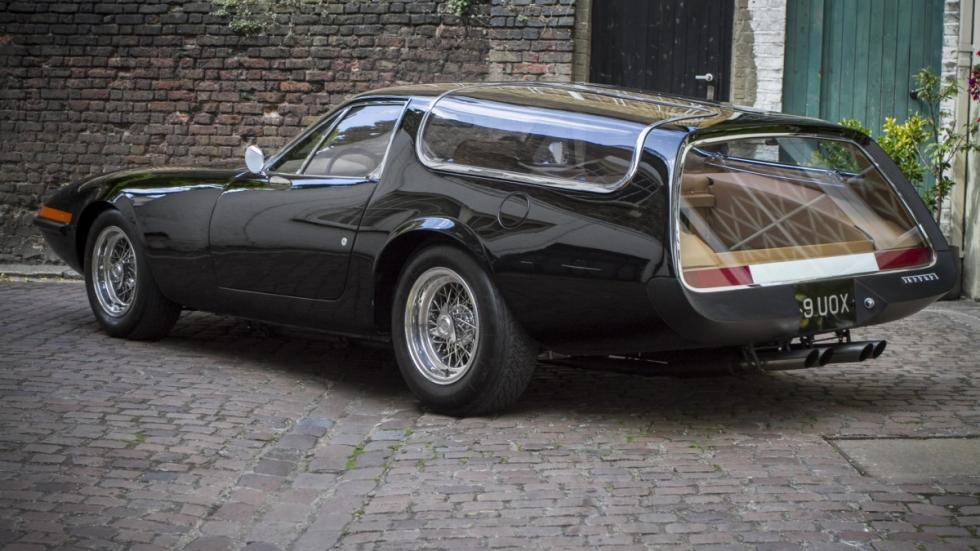 Ferrari 365 GTB/4 Shooting Brake zaga