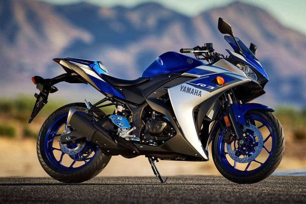 motos-deportivas-carné A2- Yamaha-YZF R3