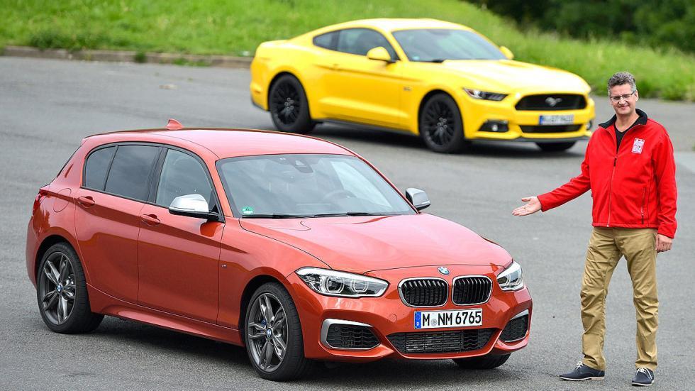 BMW Serie 1 redactor