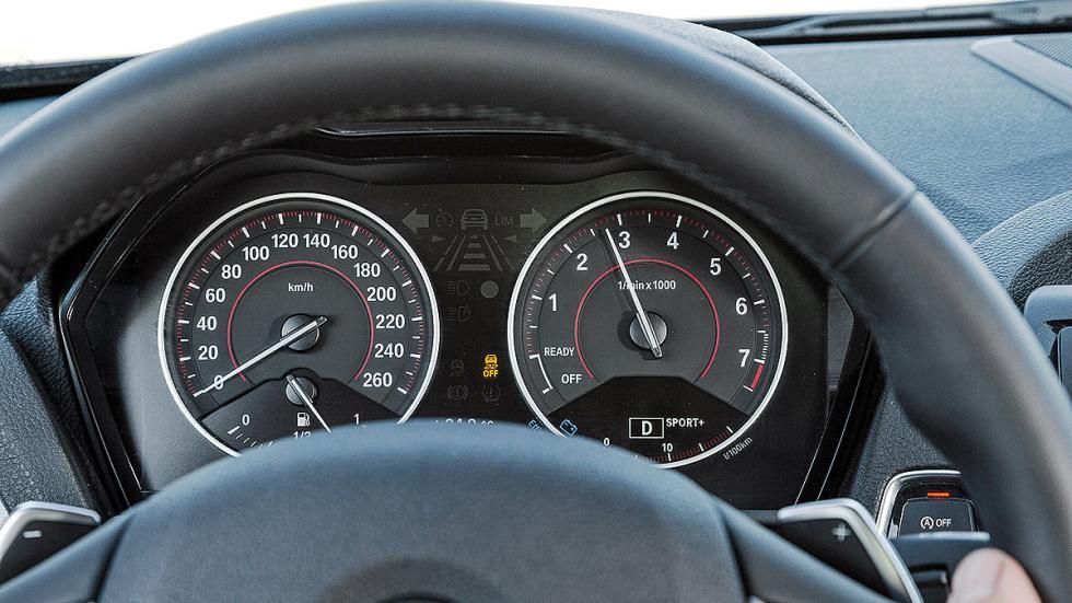 BMW Serie 1 relojes