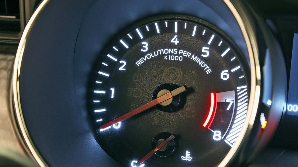Ford Mustang reloj