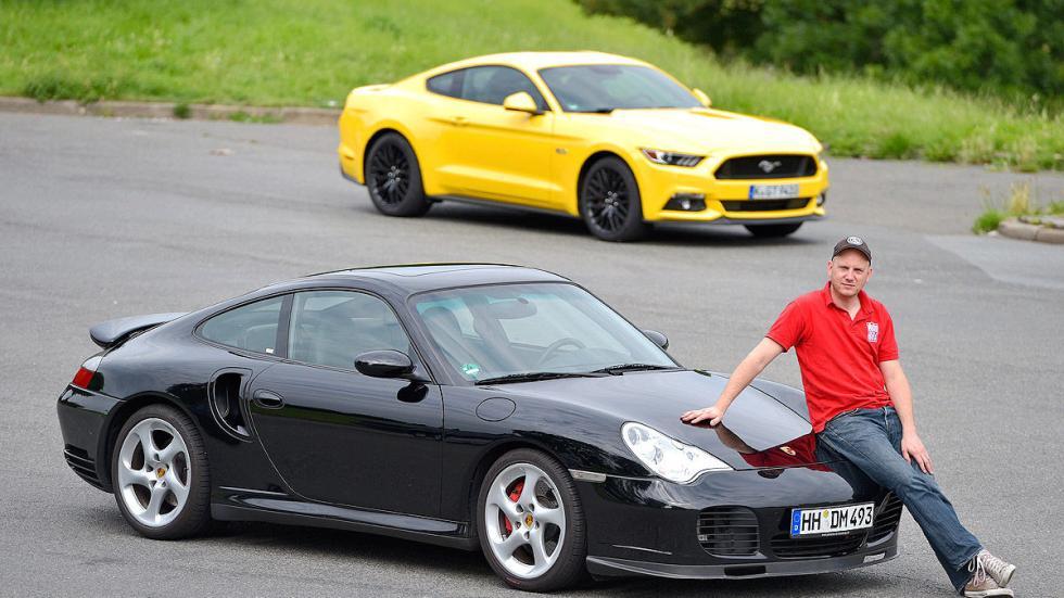 Porsche 911 Turbo redactor