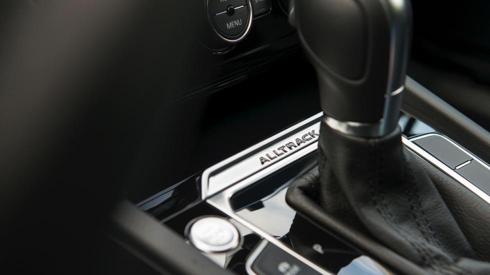 DSG Volkswagen Passat Alltrack 2015