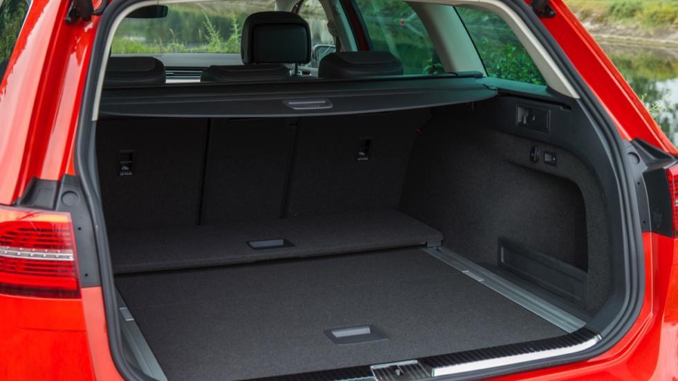 Maletero Volkswagen Passat Alltrack 2015