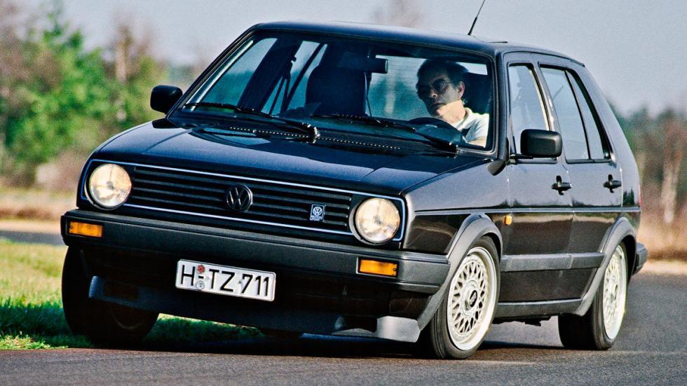 Volkswagen Golf G60 Limited delantera