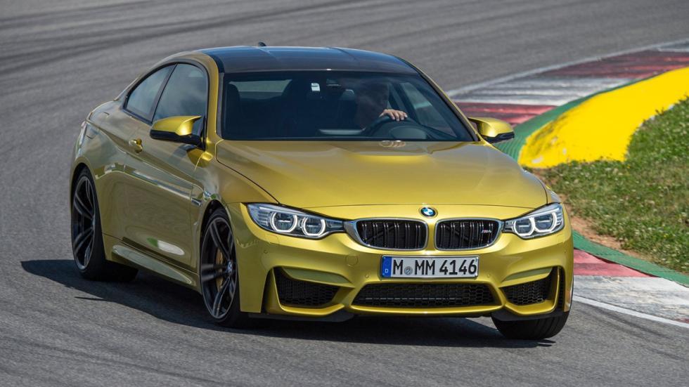 rivales-nuevo-porsche-911-2016-BMW-M4-Coupé